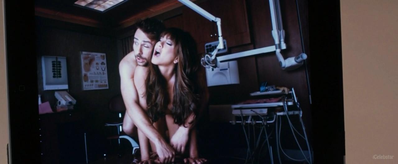 Jennifer Aniston Horrible Bosses Naked