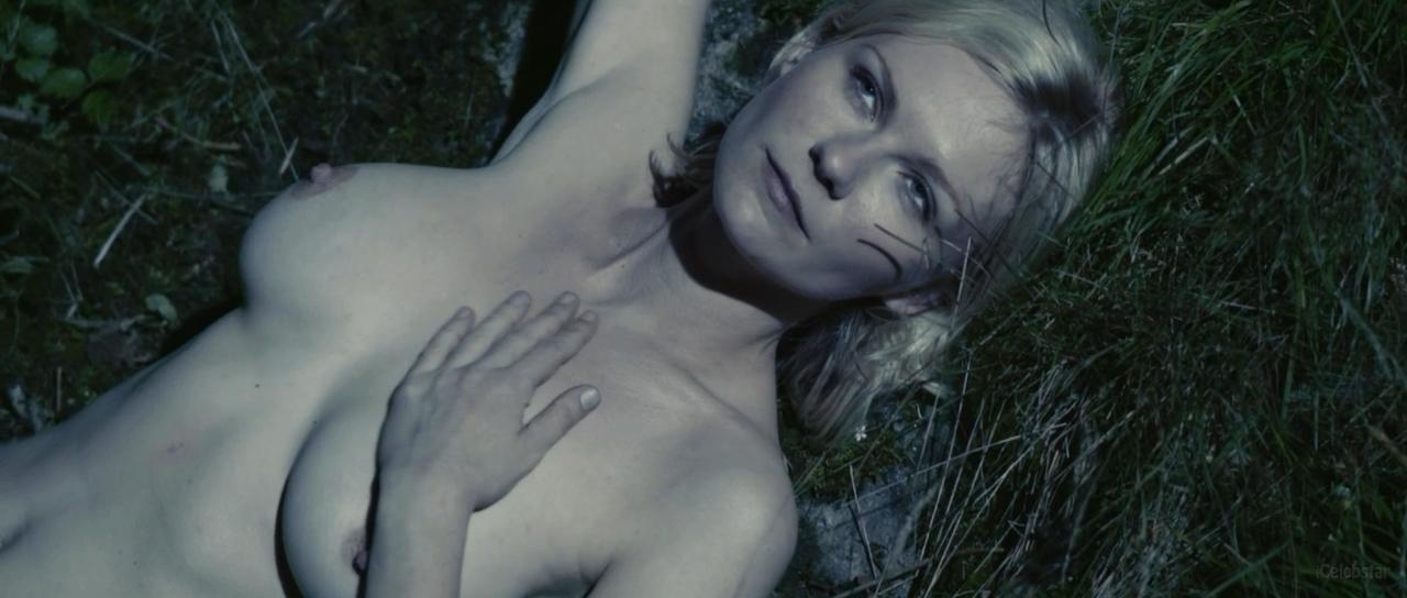 Clip Melancholia Kirsten Dunst Lying Pletely Naked