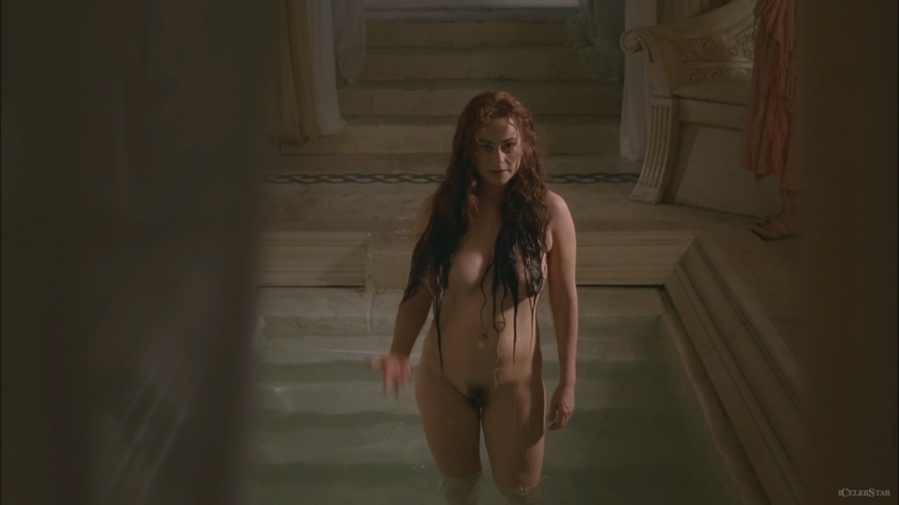 Polly Walker nude HD pics and clips - iCelebstar