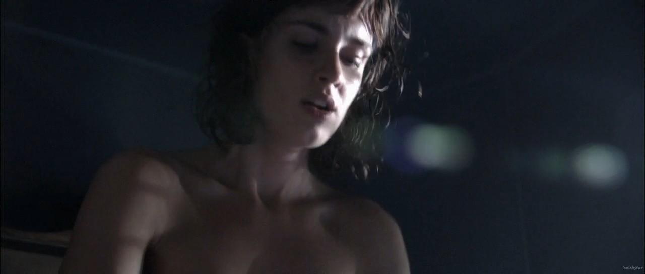 brunettes naked having sex