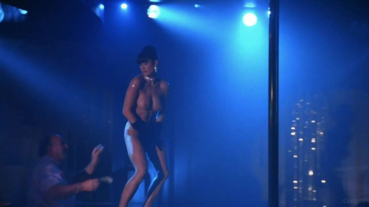 Demi moore pole dancing
