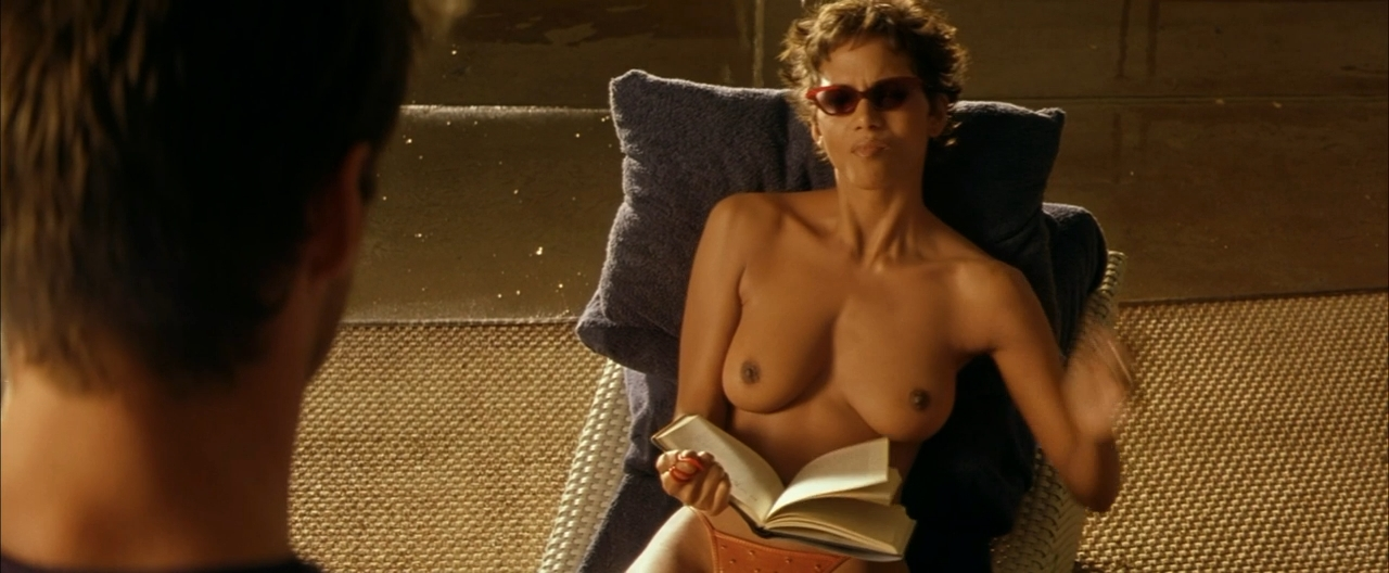 What excellent Halle berry swordfish scene consider, that