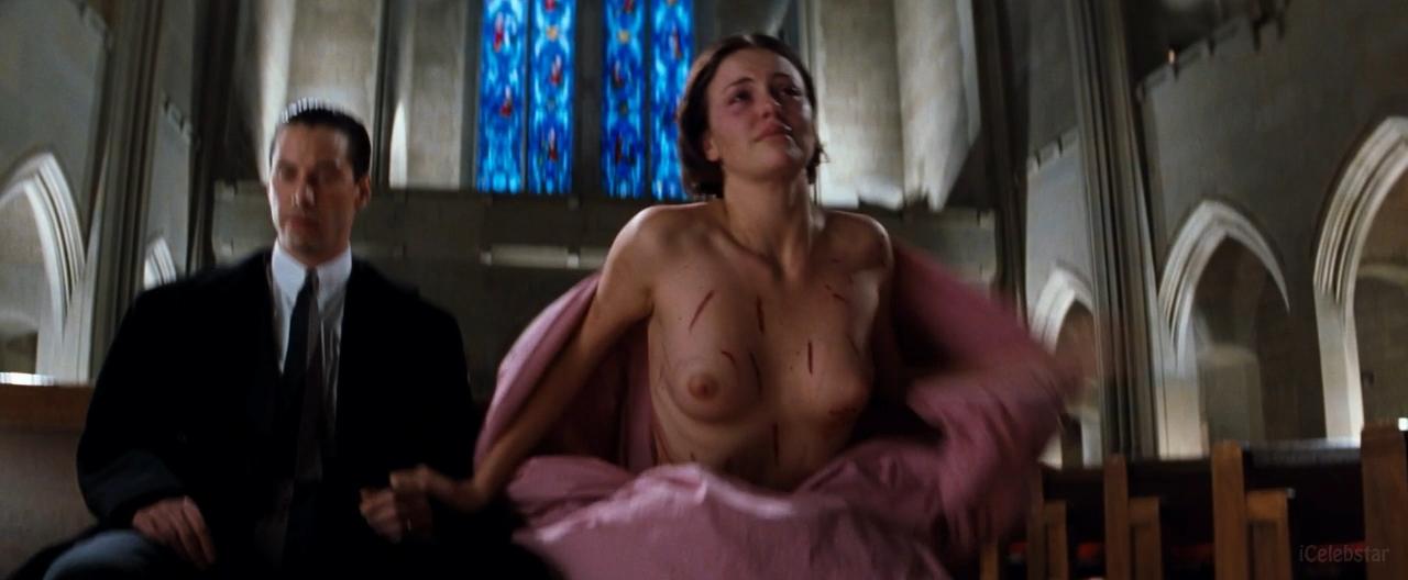 Stylish devils advocate nude scene clip babe