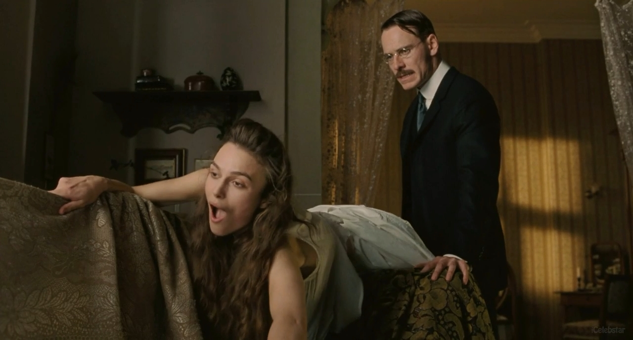 A Dangerous Method nude HD scenes and clips - iCelebstar
