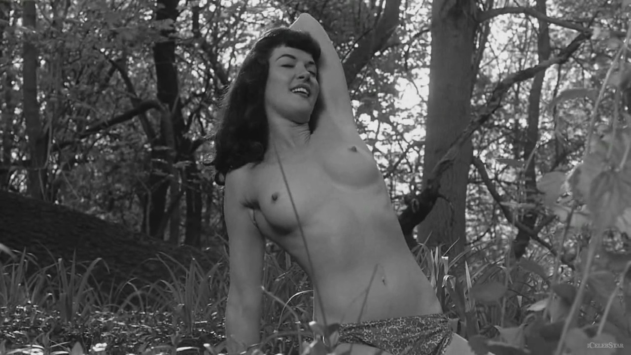 Free preview of bettie page naked in notorious bettie page